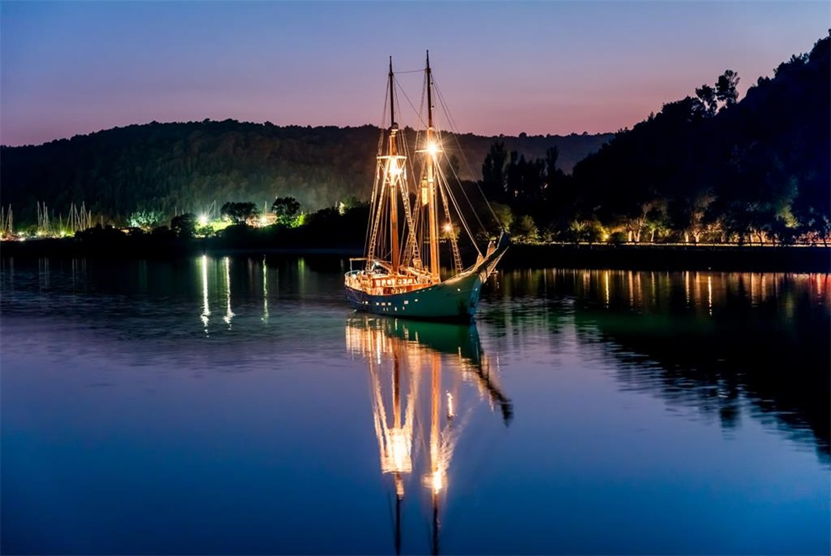 Skradin, ACI marina, sailing, boats, national park krka, www.zadarvillas.com